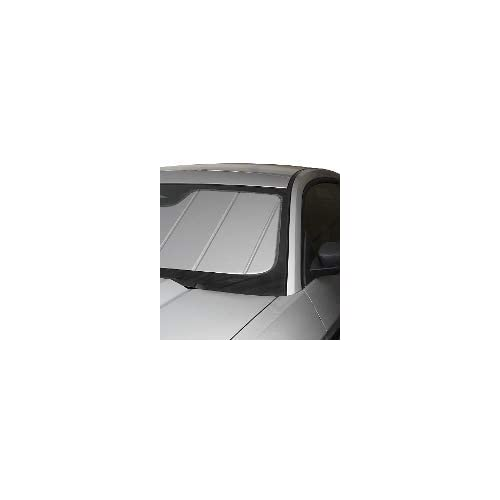 Series Custom Fit Windshield Shade for Select Ford Pickup//F150 Models Silver Covercraft UV11085SV UVS100 Triple Laminate Construction