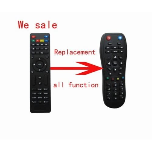 Rocketbus Replacement Remote Control for U-Verse S10-S1 S10-S2 S10-S3 S10-S4 Digital TV DVR Uverse Receiver Cable Box C1-517609733288 CYB UG-R31111