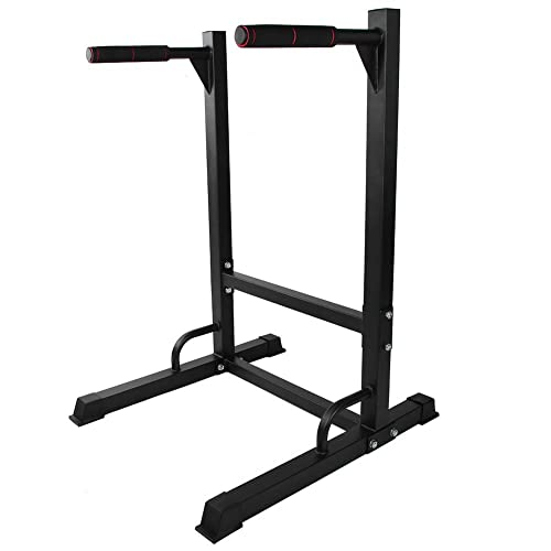 Details about  /Dip Station Parallel Bars Pull Up Body Balance Home Exercise Training Stand GYM