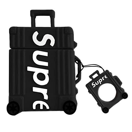 supreme suitcase airpod case