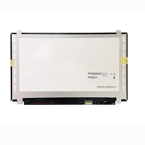BRIGHTFOCAL New Screen for Lenovo ideapad 330-15ARR 81D2 HD Series 15.6 Non-Touch HD WXGA Slim LCD LED Screen Replacement LCD Screen Display