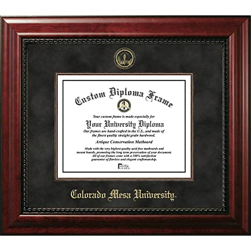 Buy Ocm Colorado Mesa University Executive Diploma Frame Online In Jordan B07zvzc7fr