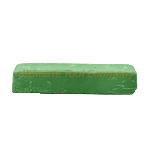 1pc 2lb Brown Polishing Compound Bar for Buffing Process Stainless Steel Cut Process Restore Metal Shine