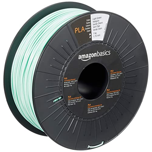 Snapmaker 3D Printer Filament Grey 1.75mm PLA Filament 1.1 LBS Dimensional Accuracy +//- 0.03 mm, 0.5kg Spool Grey Color