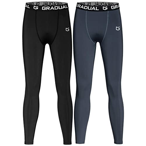 Geetobby Men Pants Sport Gym Run Trousers Fitness Yoga Training Tight Leggings