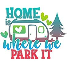 More Shiz TPA Tampa Florida Airport Code Decal Sticker Home Travel Car Truck Van Bumper Window Laptop Cup Wall MKS0634 Two 5.5 Inch Decals