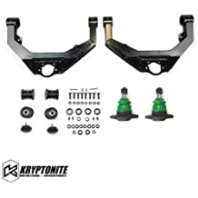 Kryptonite Stage 1 Death Grip Tie Rods KRTRZ17T Compatible with 2017-2019 Polaris RZR XP Turbo Side by Side