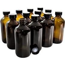 Difcuy 30//60//125//250//500ml Portable Glass Jar Reagent Bottle Container with Stopper Chemical Experiment Lab Supplies Education 30ml