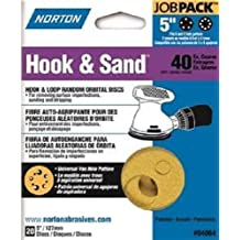 includes Genuine Hurricane 3 inch Backer Pad and Soft Interface Pad Pack of 50 3 Hook and Loop Sanding Discs Choose from 80-1500 Grit Norton A275 Sandpaper
