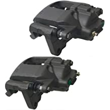 Prime Choice Auto Parts BC2652PR Pair of Front Brake Calipers