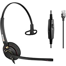 SC Ultra Duo QD Headsets and SC Soft Phone//PC USB Training Supervisory Bundle with Two USB Training Cable 2 1