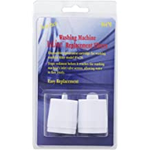 """T33I Iodized Resin Inline Sterilizing Water Filter with 1//4/"""" Quick Connectors"""