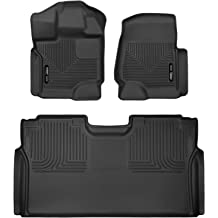 Husky Liners Fits 2017-19 Mazda CX-5 Weatherbeater Front /& 2nd Seat Floor Mats