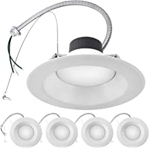1050lm UL Listed DLC Certified ASD Lighting Corp Bright White ASD LED Strip Shop Light 2Ft 10W Dimmable 4000K