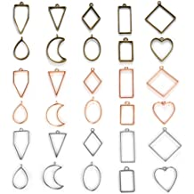 Keychain Ring Parts with 30mm Open Jump Ring and Connector for Crafting DIY Key Chain Accessories LANBEIDE 35Pcs 7 Colors Split Key Ring with Chain and Jump Rings