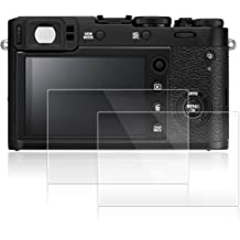 - Anti Glare 2pcs THE Screen Protector for: Leica SL2 Expert Shield Main LCD