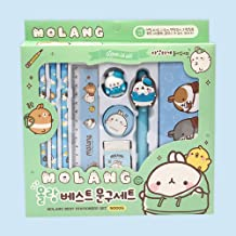 Molang/'s Friends or Molang /& Piu Piu Molang Finger Figures 2-Pack