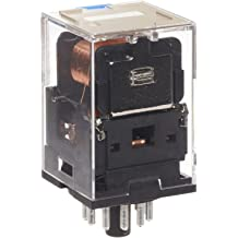 Standard Bracket Mounting LED Indicator Type 100 to 110 VDC Rated Load Voltage reles industriales Omron LY2N-DC100//110 General Purpose Relay Plug-In//Solder Terminal Single Contact Double Pole Double Throw Contacts 9.1 to 10 mA Rated Load Current