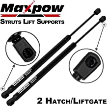 ECCPP Rear liftgate Lift Supports Struts Gas Springs Shocks for 2005-2013 Nissan Xterra Compatible with PM1086 Strut Set of 2
