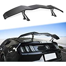 OCPTY Spoiler Wing Compatible with 2005-2009 Ford Mustang ABS Rear Spoiler with Self-Adhesive Tape