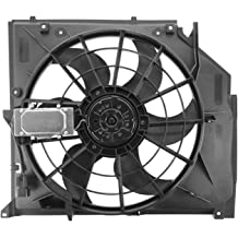 Engine Cooling Fan Assembly Cooling Direct For//Fit HO3115112 98-02 Honda Accord Sedan//Coupe 4cy Valeo Design