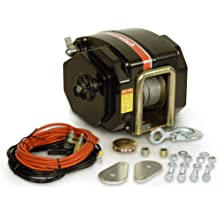 Powerwinch P7188800AJ 40 Galvanized Cable with Hook